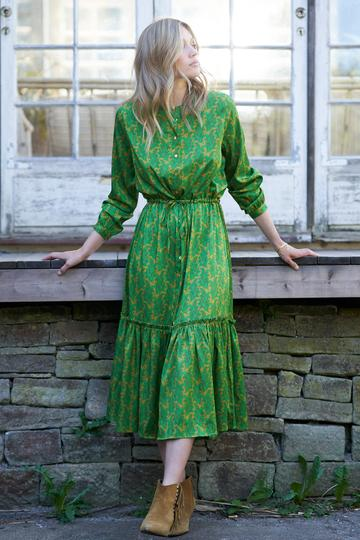 Anastacia Dress Dresses / Tunics 40 Green
